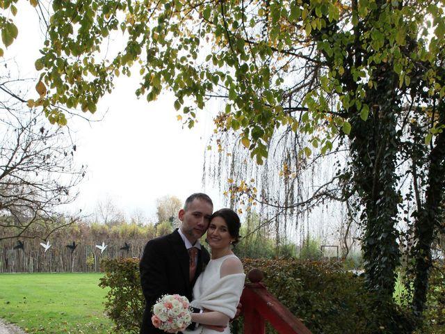 Il matrimonio di Tommaso e Fabiana a Due Carrare, Padova 37