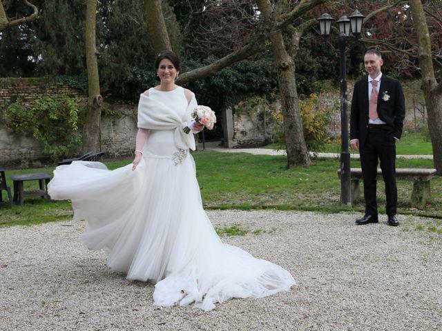 Il matrimonio di Tommaso e Fabiana a Due Carrare, Padova 38
