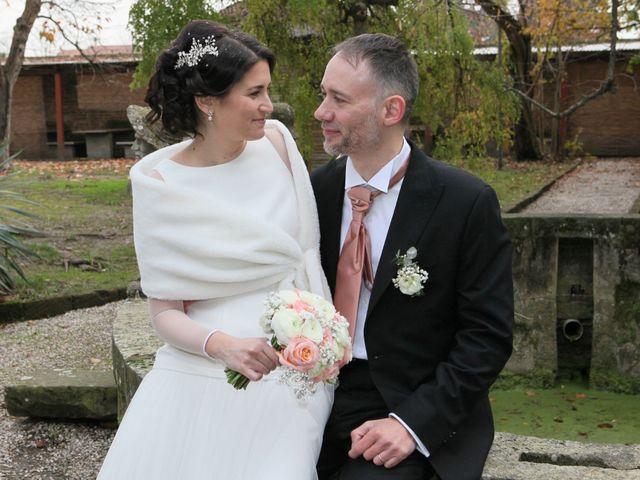 Le nozze di Fabiana e Tommaso