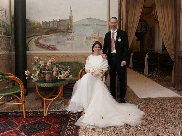 Il matrimonio di Tommaso e Fabiana a Due Carrare, Padova 44