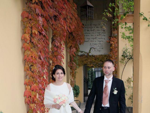 Il matrimonio di Tommaso e Fabiana a Due Carrare, Padova 45