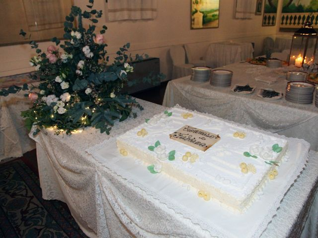 Il matrimonio di Tommaso e Fabiana a Due Carrare, Padova 50