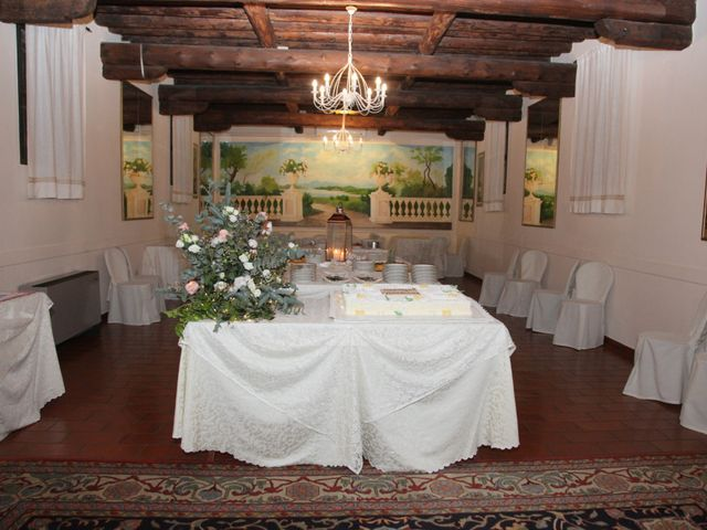 Il matrimonio di Tommaso e Fabiana a Due Carrare, Padova 51