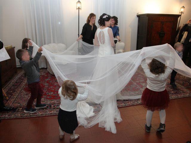Il matrimonio di Tommaso e Fabiana a Due Carrare, Padova 52
