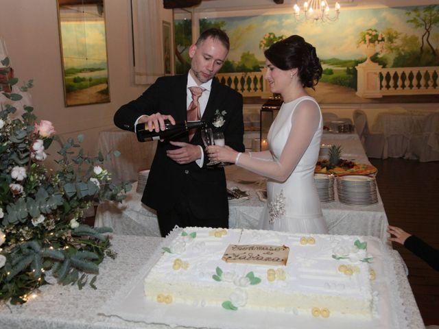 Il matrimonio di Tommaso e Fabiana a Due Carrare, Padova 54