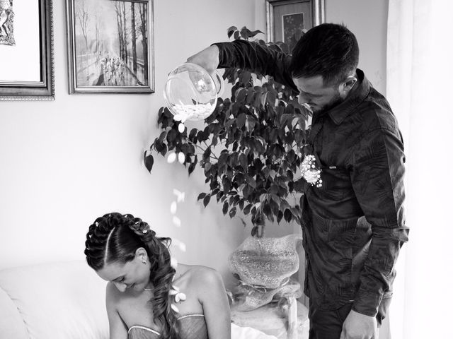 Il matrimonio di Angelo e Desirè a Cutrofiano, Lecce 6