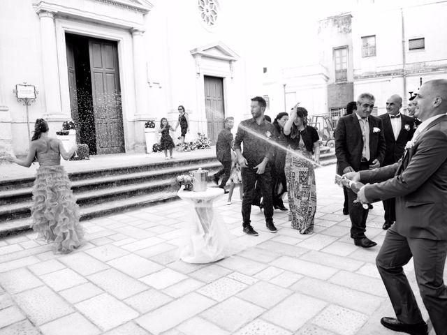 Il matrimonio di Angelo e Desirè a Cutrofiano, Lecce 7