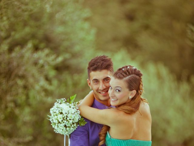Il matrimonio di Angelo e Desirè a Cutrofiano, Lecce 9