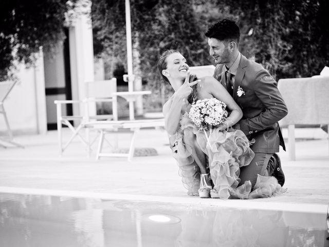 Il matrimonio di Angelo e Desirè a Cutrofiano, Lecce 10