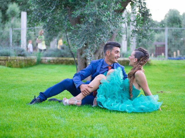 Il matrimonio di Angelo e Desirè a Cutrofiano, Lecce 1
