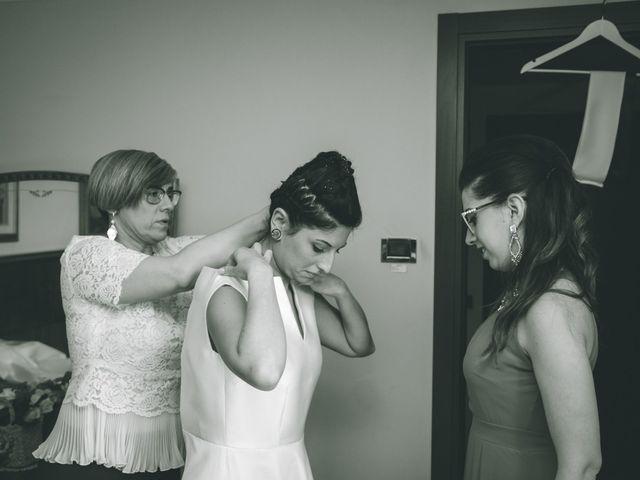Il matrimonio di Marco e Sara a Varese, Varese 10