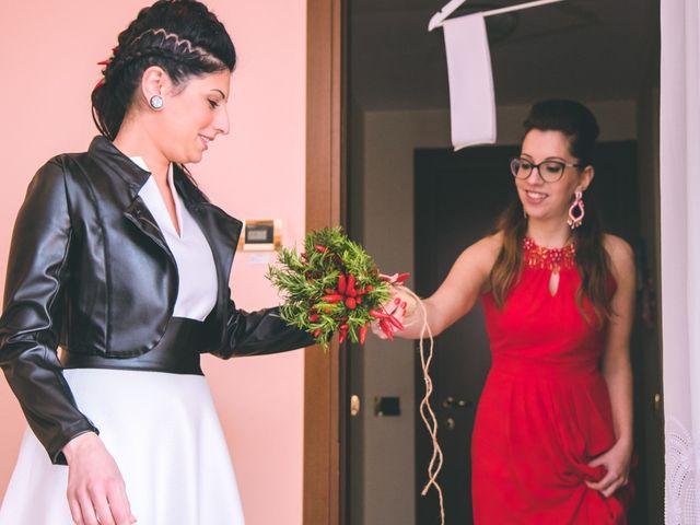 Il matrimonio di Marco e Sara a Varese, Varese 20