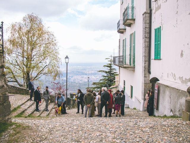 Il matrimonio di Marco e Sara a Varese, Varese 25
