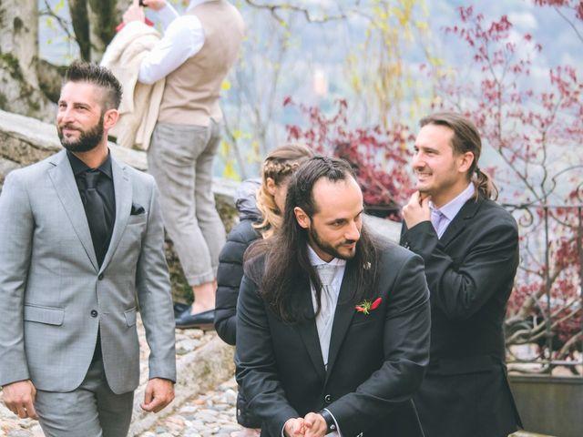 Il matrimonio di Marco e Sara a Varese, Varese 30