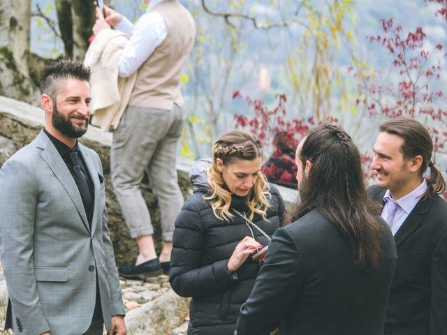 Il matrimonio di Marco e Sara a Varese, Varese 31