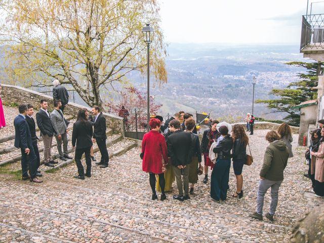 Il matrimonio di Marco e Sara a Varese, Varese 33