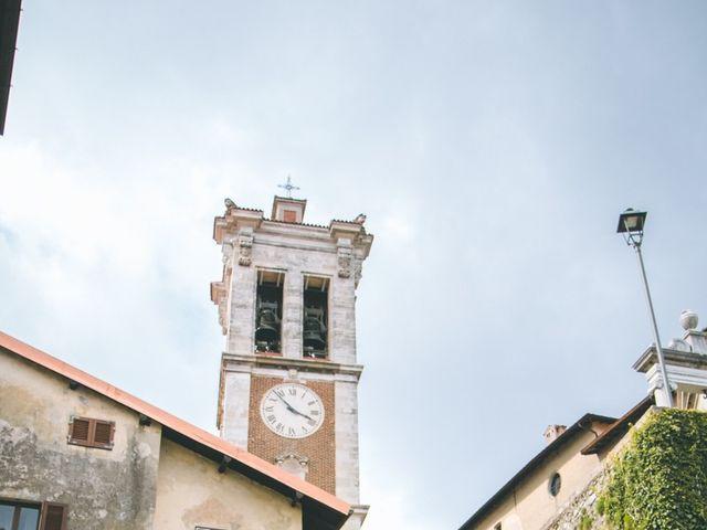 Il matrimonio di Marco e Sara a Varese, Varese 34