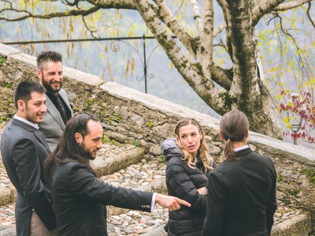 Il matrimonio di Marco e Sara a Varese, Varese 35
