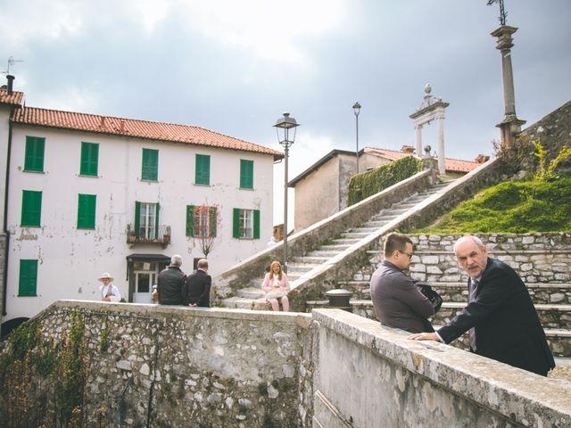 Il matrimonio di Marco e Sara a Varese, Varese 39