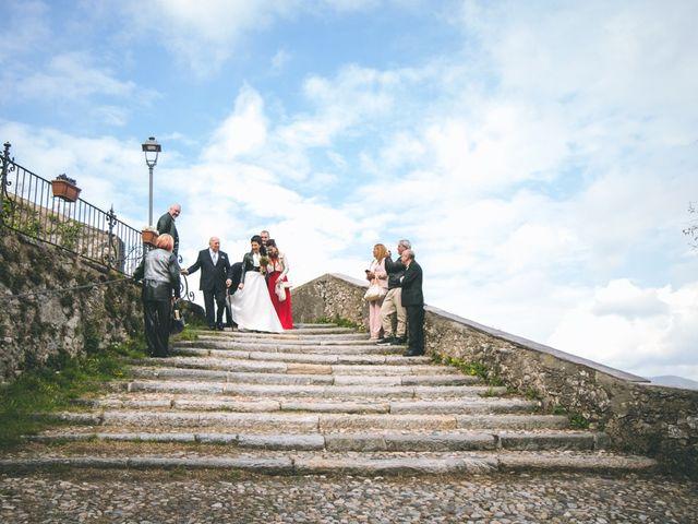 Il matrimonio di Marco e Sara a Varese, Varese 46