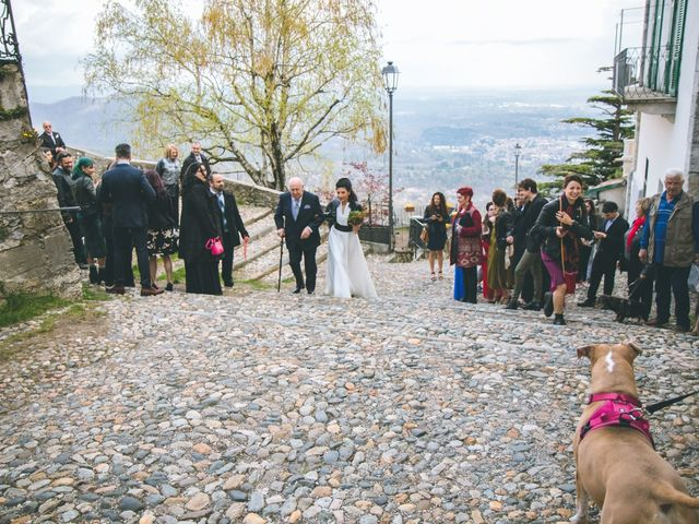 Il matrimonio di Marco e Sara a Varese, Varese 52