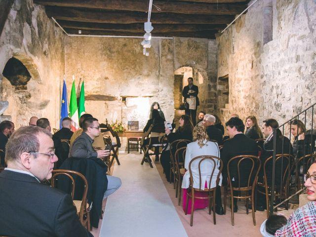 Il matrimonio di Marco e Sara a Varese, Varese 53