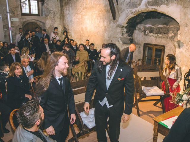 Il matrimonio di Marco e Sara a Varese, Varese 55