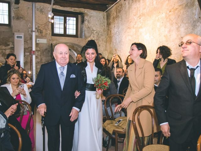 Il matrimonio di Marco e Sara a Varese, Varese 61