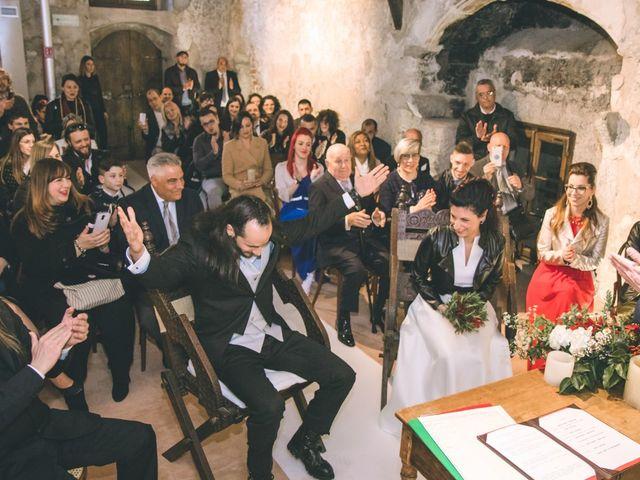 Il matrimonio di Marco e Sara a Varese, Varese 73
