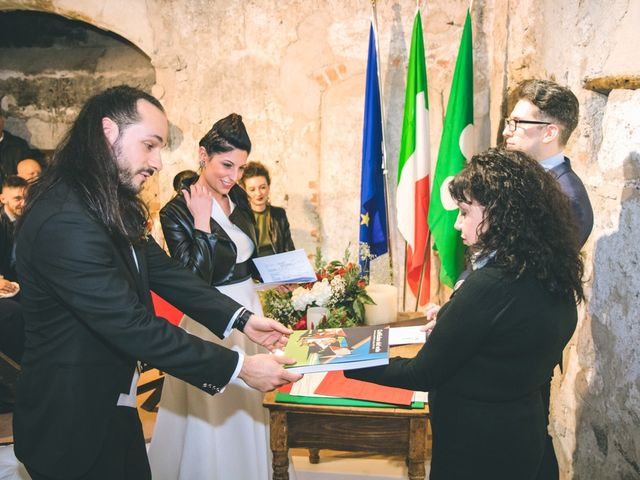 Il matrimonio di Marco e Sara a Varese, Varese 94