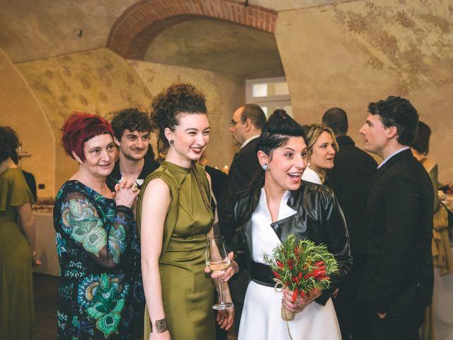 Il matrimonio di Marco e Sara a Varese, Varese 128