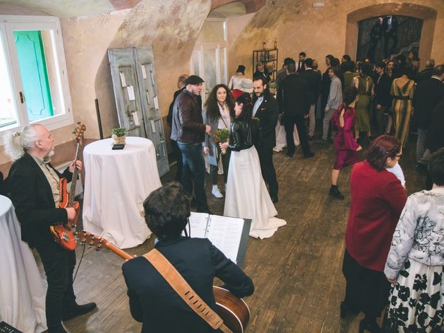 Il matrimonio di Marco e Sara a Varese, Varese 130