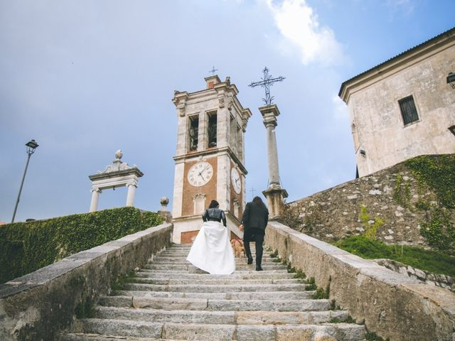 Il matrimonio di Marco e Sara a Varese, Varese 159