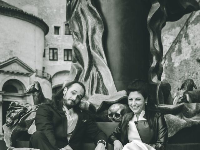 Il matrimonio di Marco e Sara a Varese, Varese 162