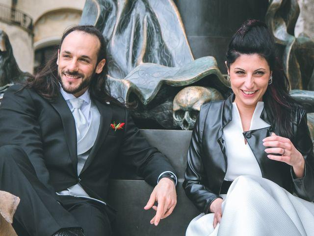 Il matrimonio di Marco e Sara a Varese, Varese 2