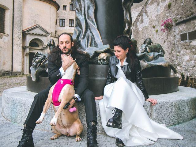 Il matrimonio di Marco e Sara a Varese, Varese 163