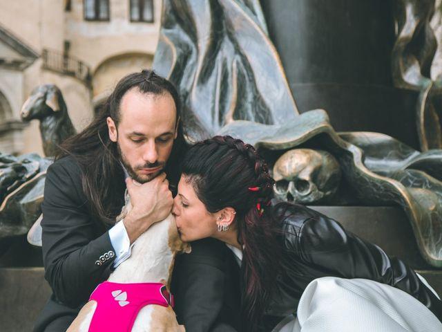 Il matrimonio di Marco e Sara a Varese, Varese 164