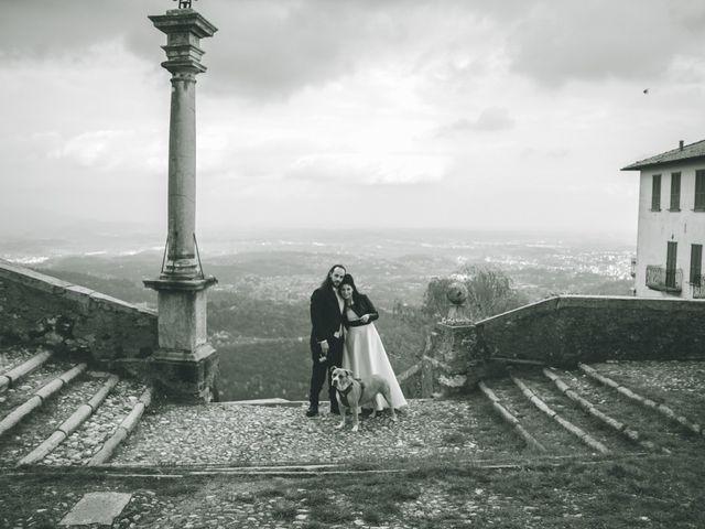 Il matrimonio di Marco e Sara a Varese, Varese 169