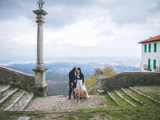 Il matrimonio di Marco e Sara a Varese, Varese 170