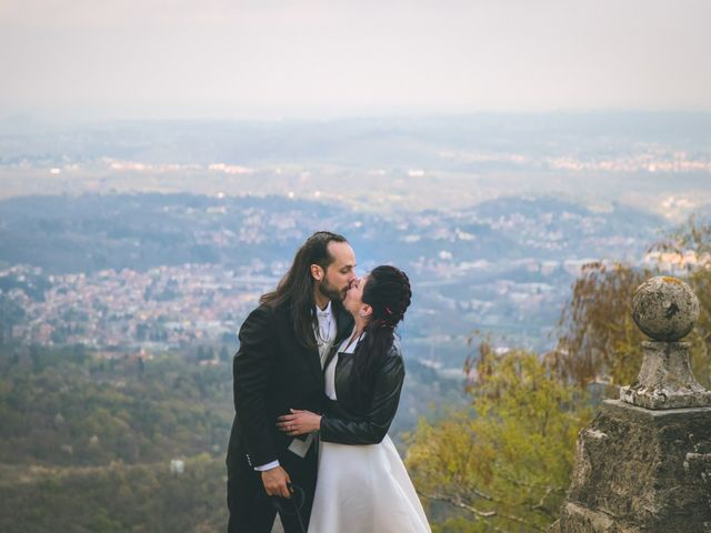 Il matrimonio di Marco e Sara a Varese, Varese 172
