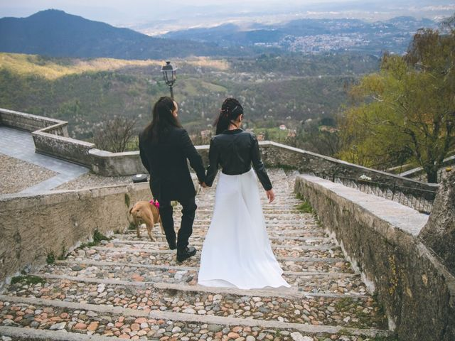 Il matrimonio di Marco e Sara a Varese, Varese 175