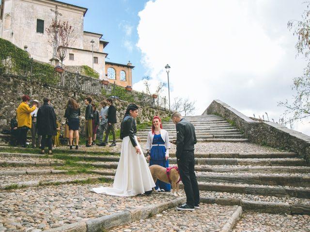 Il matrimonio di Marco e Sara a Varese, Varese 179