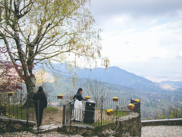Il matrimonio di Marco e Sara a Varese, Varese 180