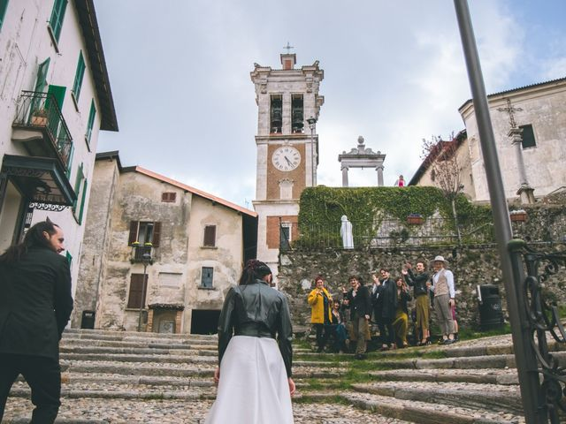 Il matrimonio di Marco e Sara a Varese, Varese 188