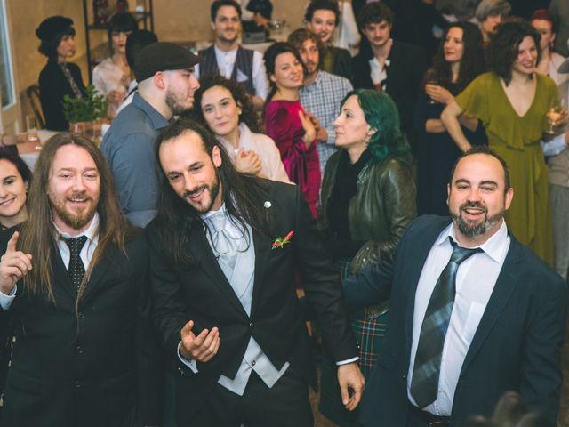 Il matrimonio di Marco e Sara a Varese, Varese 210