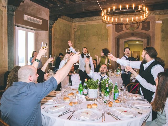 Il matrimonio di Marco e Sara a Varese, Varese 227