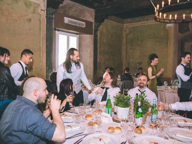 Il matrimonio di Marco e Sara a Varese, Varese 228