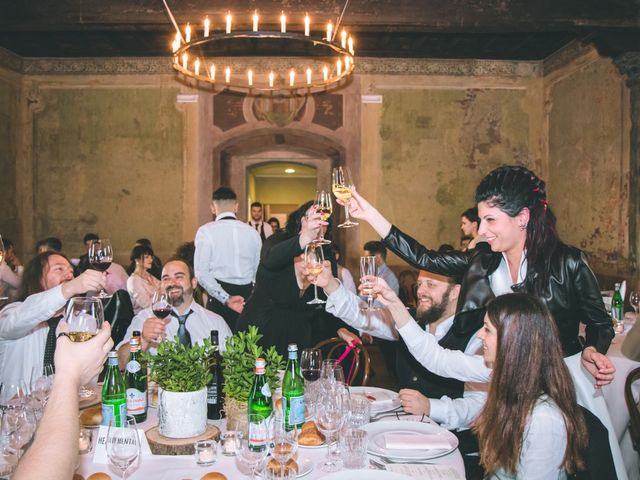 Il matrimonio di Marco e Sara a Varese, Varese 230