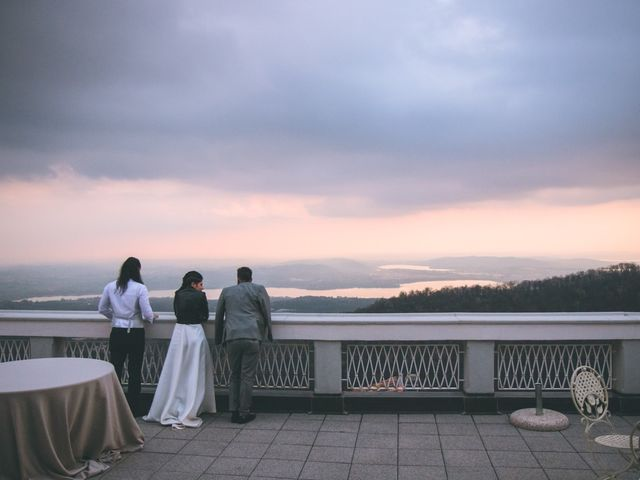 Il matrimonio di Marco e Sara a Varese, Varese 249