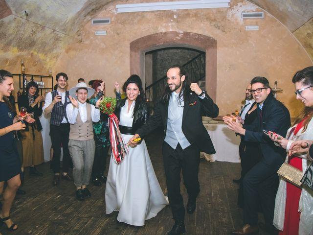 Il matrimonio di Marco e Sara a Varese, Varese 281